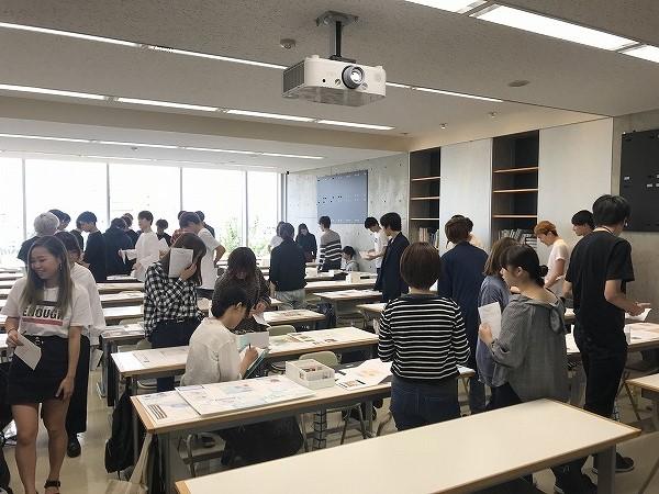 子供室リフォーム審査会・プレゼンテーション[建築室内設計科1年]